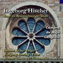 Jean Langlais (1907-1991): Missa in simplicitate für Stimme & Orgel, CD