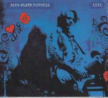 Thomas Blug: Blug Plays Hendrix: Live 2010, CD