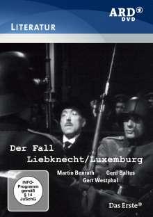 Der Fall Liebknecht/Luxemburg, DVD