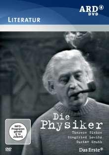 Die Physiker, DVD