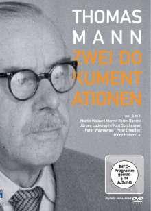 Thomas Mann - Zwei Dokumentationen, DVD