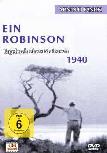 Ein Robinson - Tagebuch eines Matrosen, DVD
