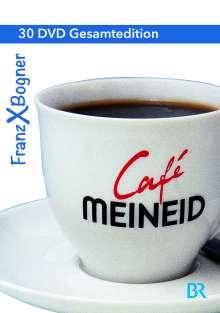 Café Meineid (Gesamtedition), 30 DVDs