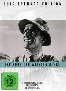Der Sohn der weißen Berge, DVD