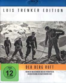 Der Berg ruft (Blu-ray), Blu-ray Disc