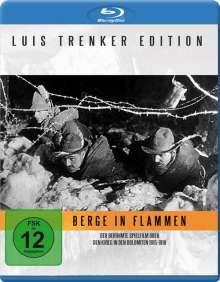 Berge in Flammen (Blu-ray), Blu-ray Disc