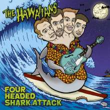 """The Hawaiians: Four-Headed Shark Attack, Single 7"""""""