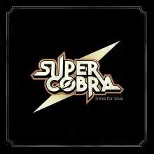 Supercobra: Time For Love, CD