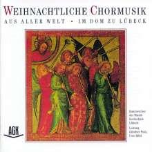 Weihnachtliche Chormusik aus Lübeck, CD