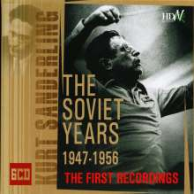 Kurt Sanderling - The Soviet Years, 6 CDs