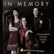 Stahlhammer Klezmer Classic Trio: In Memory, CD