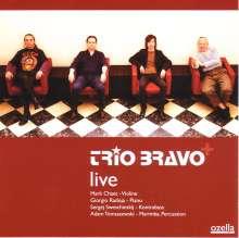 Trio Bravo +: Live, CD