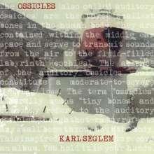 Karl Seglem (geb. 1961): Ossicles, CD