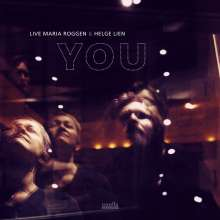 Live Maria Roggen & Helge Lien: You, CD