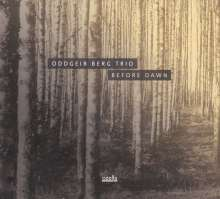 Oddgeir Berg: Before Dawn, CD