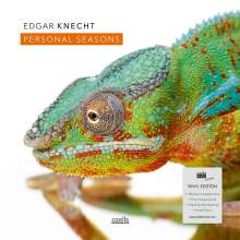 Edgar Knecht (geb. 1964): Personal Seasons (180g) (Limited Edition), LP