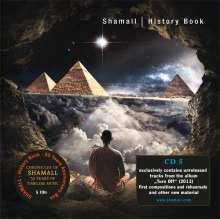 Shamall: History Book (30 Years Anniversary Edition), 5 CDs