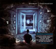 Shamall: Continuation, CD