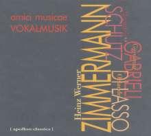 Amici Musicae - Geistliche Vokalmusik, CD