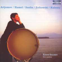 Edith Salmen,Percussion, CD