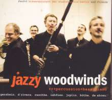 Bläserquintett der Staatskapelle Berlin - Jazzy Woodwinds, CD