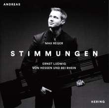 Ernst Ludwig von Hessen und bei Rhein (1868-1937): Draußen - 6 Stimmungen für Klavier, CD