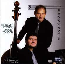 Frank Thoenes & Jens Hoffmann - Basswärts, CD