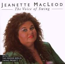 Jeanette MacLeod: The Voice Of Swing, CD