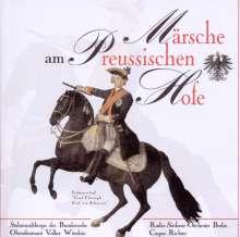 Märsche am Preussischen Hofe, CD