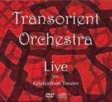 Transorient Orchestra: Live Im Katakomben Theater (CD+DVD), 2 CDs