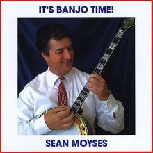 Sean Moyses: It's Banjo Time!, CD