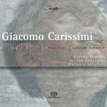 Giacomo Carissimi (1605-1674): Magnificat, SACD