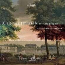 Neue Düsseldorfer Hofmusik - Cabinetmusik für Carl Theodor, SACD