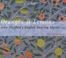 Oranges & Lemons - John Playford's English Dancing Master, CD