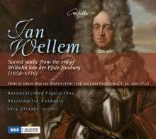 Jan Wellem - Musik der Ära Johann Wilhelm von Pfalz-Neuburg, CD