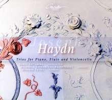 Joseph Haydn (1732-1809): Klaviertrios H15 Nr.15-17, CD