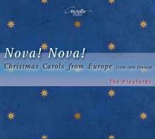 Nova! Nova! - Christmas Carols from Europe (14.-18.Jahrhundert), CD
