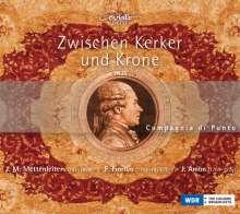 Zwischen Kerker & Krone - Quintette f.Flöte,Horn,Streichtrio, CD