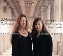Sarah Perl - Reflexions Serieuses, CD