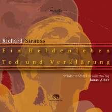 Richard Strauss (1864-1949): Ein Heldenleben op.40, Super Audio CD