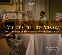 Teatime at the Savoy - Feinste Klassik- und Jazzmischungen, CD
