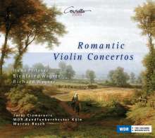 Siegfried Wagner (1869-1930): Violinkonzert (1915), CD