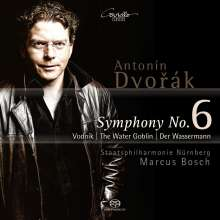 Antonin Dvorak (1841-1904): Symphonie Nr.6, SACD