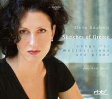 Stella Doufexis - Sketches of Greece, CD