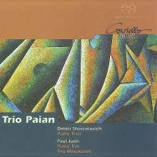Trio Paian, SACD