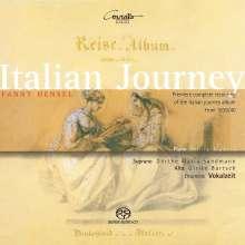 """Fanny Mendelssohn-Hensel (1805-1847): Lieder """"Italienreise"""", SACD"""