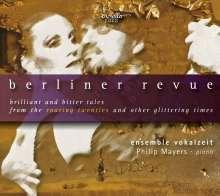 Ensemble Vokalzeit - Berliner Revue, CD