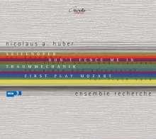 Nicolaus Anton Huber (geb. 1939): Kammermusik, CD