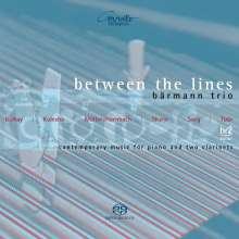 Bärmann Trio - Between the lines, SACD