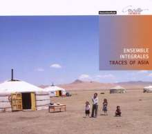 Ensemble Integrales - Traces of Asia, CD